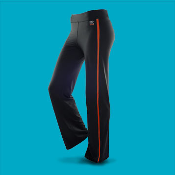 Pantalon de sport FITme filet rouge_product